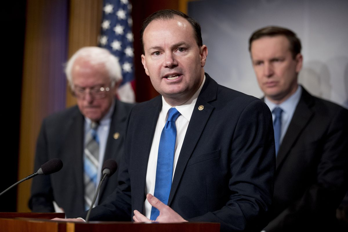 Senator Mike Lee is Right, Democrats are Wrong on Election Reform
